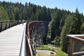 Kinsol Trestle Cowichan Valley BC