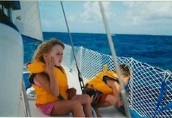 Practise Safety with kids on board