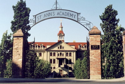 St Anns Academy Vancouver Island