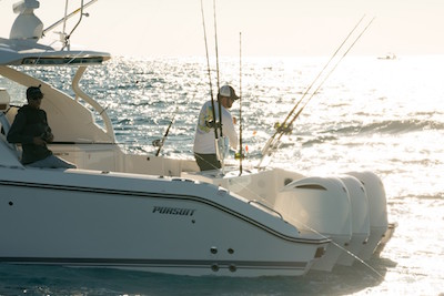 cost of owning a boat - fishing equipment