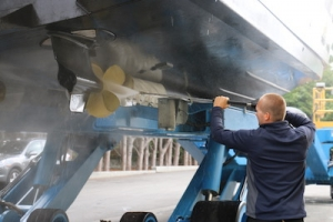 chartering your yacht requires maintenance