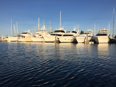 costs of owning a boat - moorage
