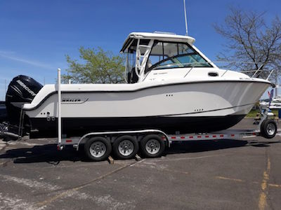 cost of owning a boat - trailer