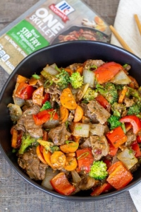 Best One Dish Meals - One Skillet Beef Stir Fry