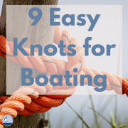 9 easy knots for boating