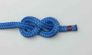 how to tie figure eight knot