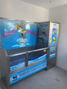 DIY Dog Wash at Van Isle Marina