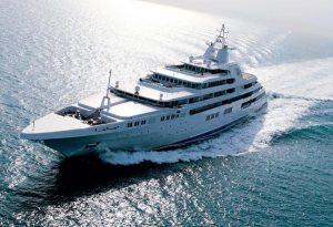 Dubai - superyacht