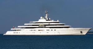 Roman Abramovichs superyacht Eclipse