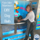 Van Isle Marina's DIY Dog Bath is open