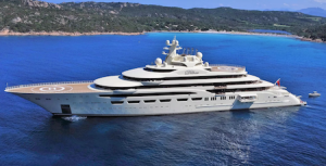 worlds largest custom superyacht - Dilbar