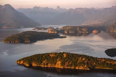 Desolation Sound, BC