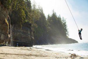 Mystic Beach, Vancouver Island, BC