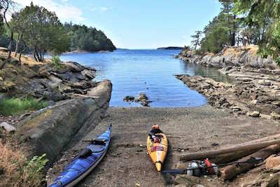 Wallace Island, BC