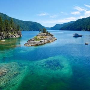 Walsh Cove Provincial Park