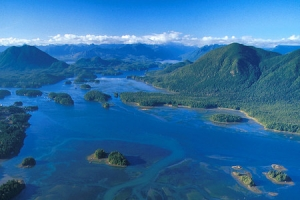 Vancouver Island Anchorages - Clayoquot Sound