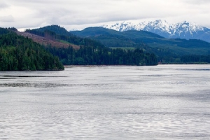 Sailing Around Van Isle - Johnstone Strait