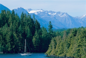 Vancouver Island Anchorages - Kyuquot Sound