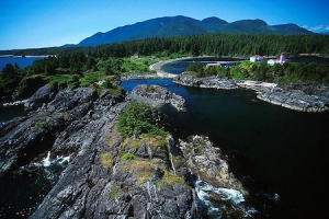 Van Isle Anchorages - Nootka Sound