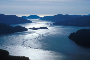 Vancouver Island Anchorages - Quatsino Sound