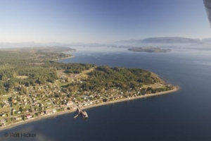 Vancouver Island Anchorages - Sointula on Malcolm Island - Queen Charlotte Strait