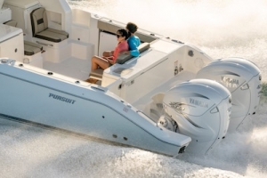benefits of outboard motors - twin yamahas