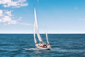 sailing - how far can you sail