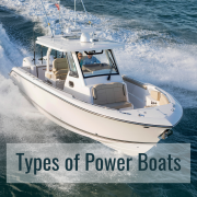 Different Types of Powerboats