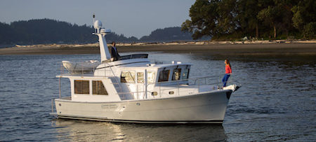 Types of Powerboats - Trawler