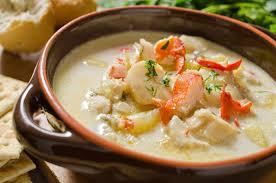Maritime Seafood Chowder