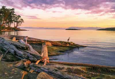 Galiano Island - Gulf Islands, BC
