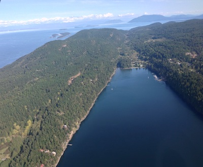 Saturna Island - Gulf Islands, BC