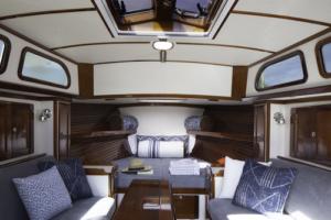 boat spring checklist - interior