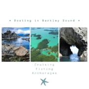 Boating in Barkley Sound