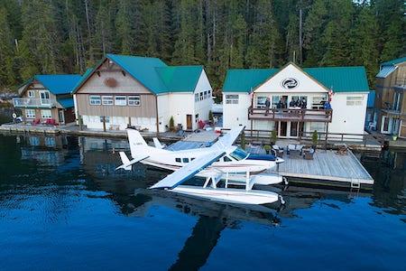 Barkley Sound Lodge, Vancouver Island