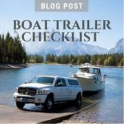 Boat Trailer Checklist PDF