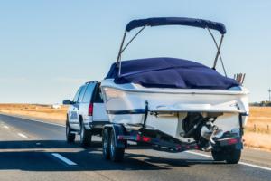Boat trailer checklist from Van Isle Marina