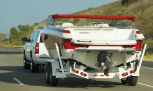 boat trailer checklist - brake lights