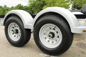 boat trailer checklist - tires