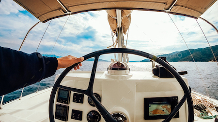 pre-departure checklist - check navigational instruments