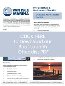 boat launch checklist PDF