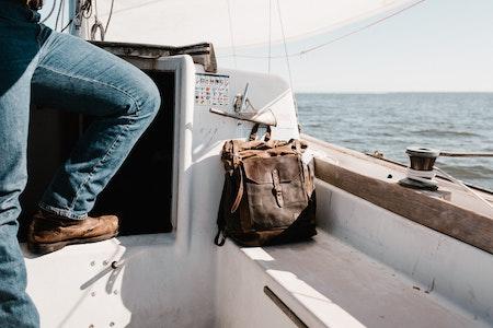 Complete a pre-sail check