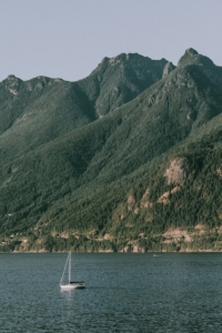 green boating in bc