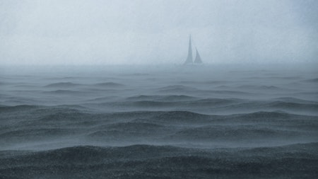 Reduced Visibility when Boating