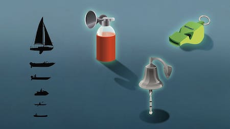 Signaling Tools for boaters in distress