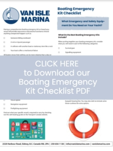 Boating Equipment Kit Checklist cover image